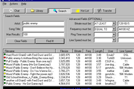 napster and mp3s on the internet essay Napster should be allowed to have people download music from the internet mp3 technology and the napster software allow for almost a personalized radio surveys directed to college students done by napster show that the songs downloaded are usually deleted within months.