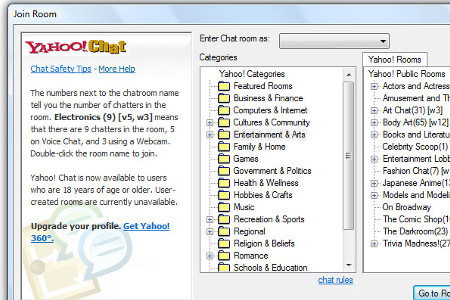 Beautiful Yahoo Chat Rooms Pictures - Ancientandautomata.com ...
