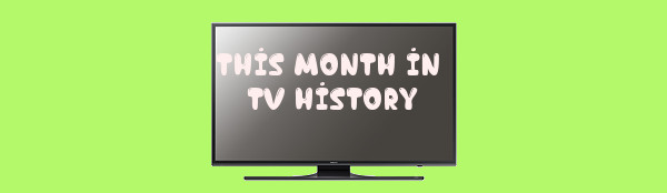 This month in TV back in 1995 & 2005