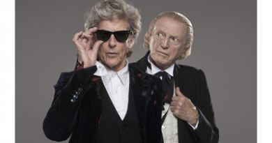 """Doctor Who Finale Complete – """"A fanboys dream"""""""